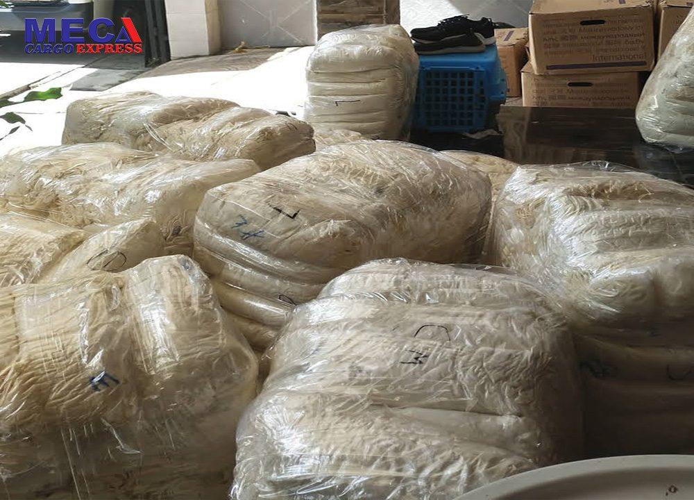 cargo barang ekspor