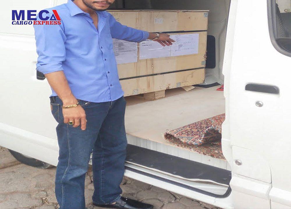 cargo barang import
