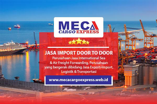 jasa import door to door murah jakarta