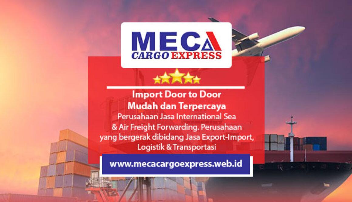 Import Door to Door Mudah dan Terpercaya