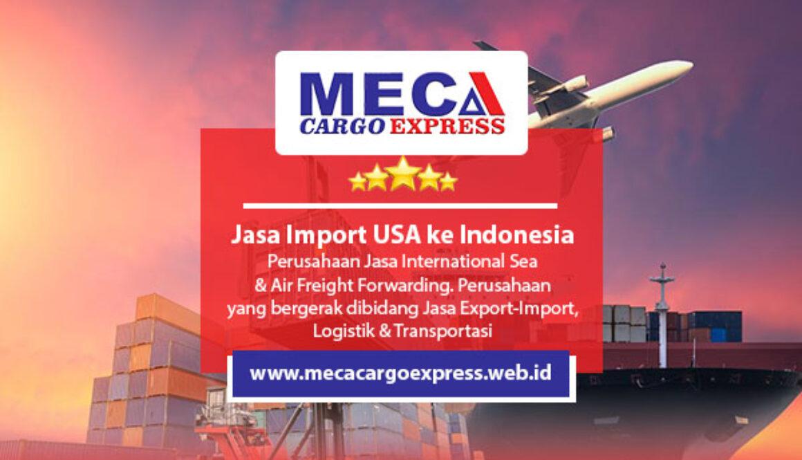 Jasa Import USA ke Indonesia